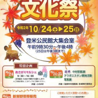 第47回 とよま文化祭開催